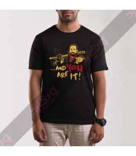 تی شرت سریال مردگان متحرک / TT156