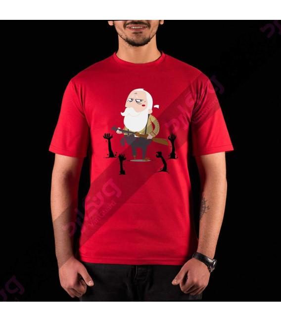 تی شرت سریال مردگان متحرک / TT158