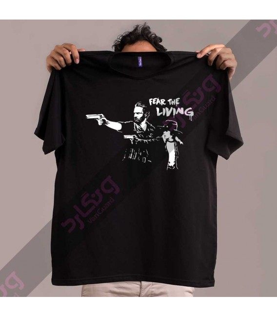تی شرت سریال مردگان متحرک / TT159