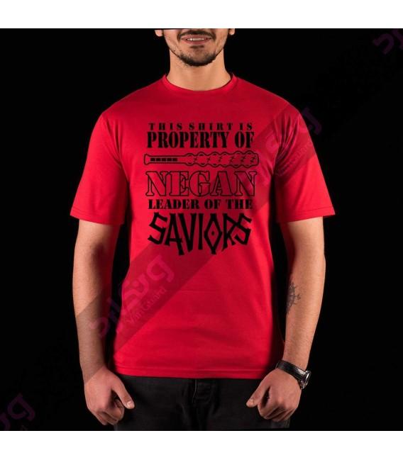تی شرت سریال مردگان متحرک / TT160