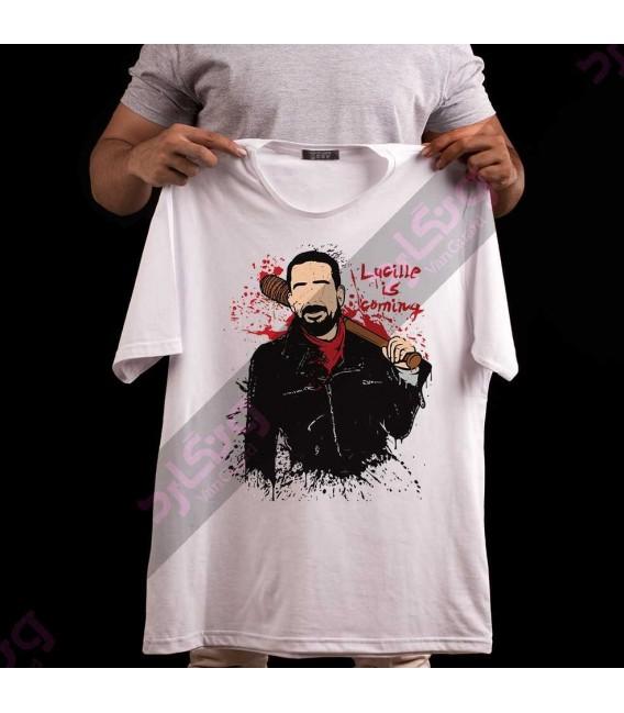 تی شرت سریال مردگان متحرک / TT165