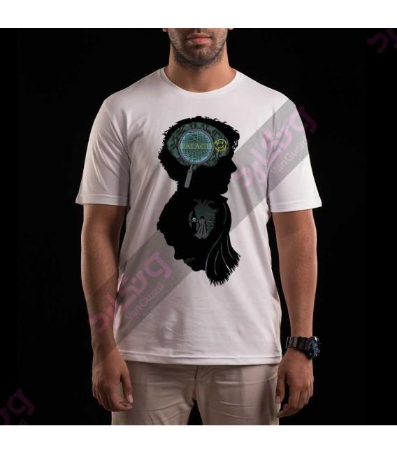 تی شرت سریال شرلوک هولمز / TT208