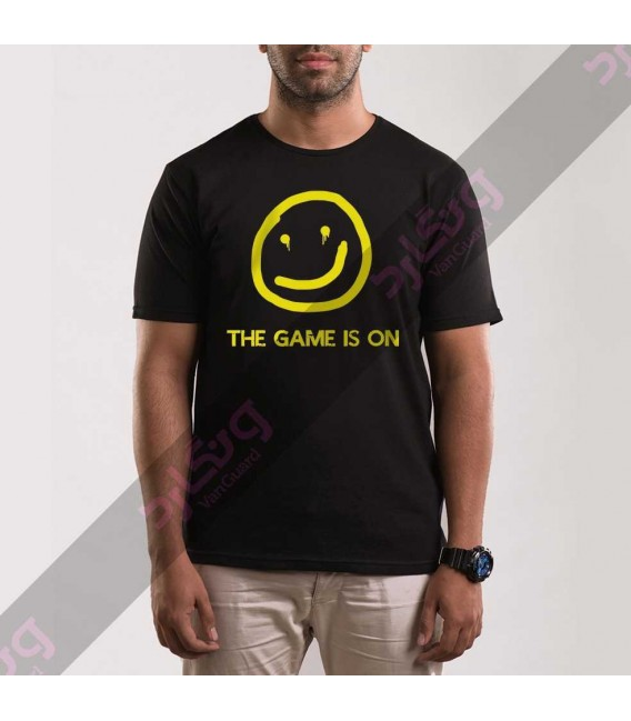 تی شرت سریال شرلوک هولمز / TT205