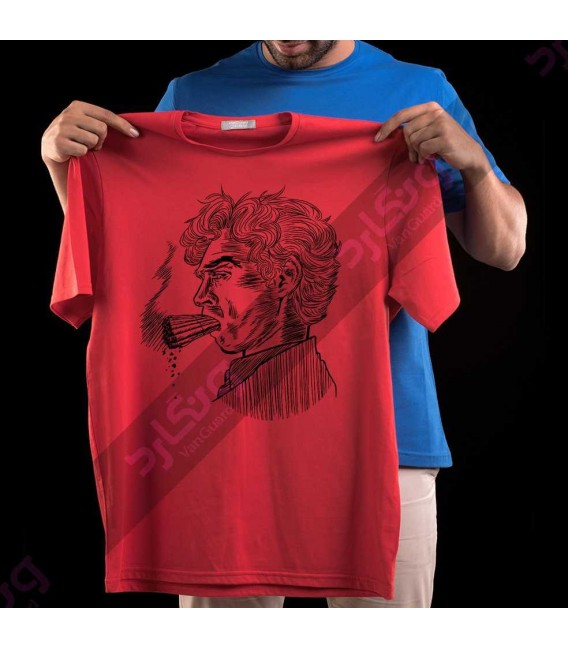 تی شرت سریال شرلوک هولمز / TT207