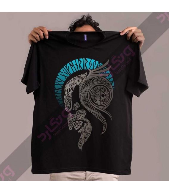 تی شرت سریال Vikings / کد TT501