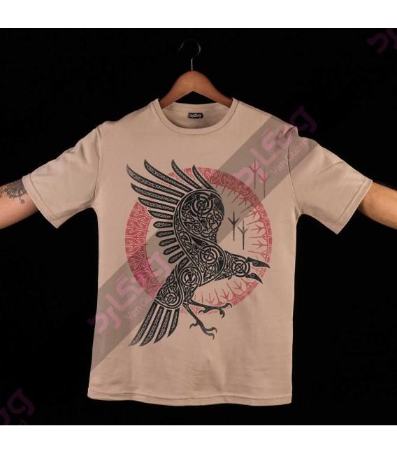 تی شرت سریال Vikings / کد TT502