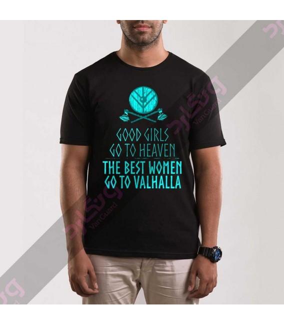 تی شرت سریال Vikings / کد TT503