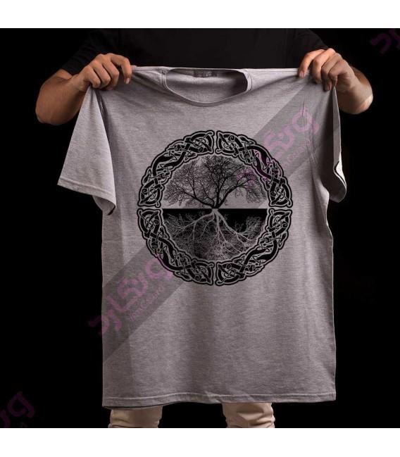 تی شرت سریال Vikings / کد TT506