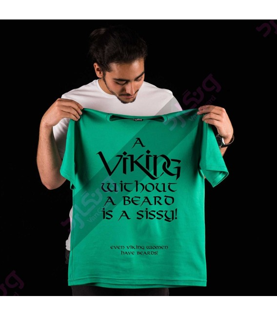 تی شرت سریال Vikings / کد TT509