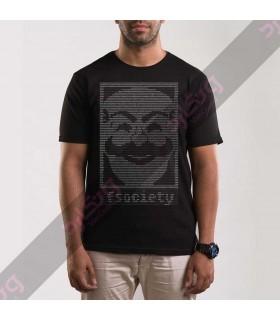 تی شرت سریال آقای روبات / TT320