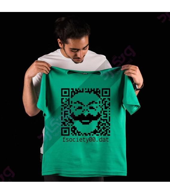 تی شرت سریال آقای روبات / TT323