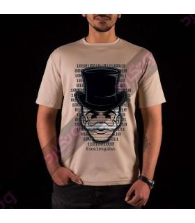 تی شرت سریال آقای روبات / TT325