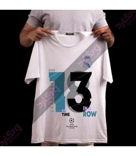 تیشرت رئال مادرید / TS457