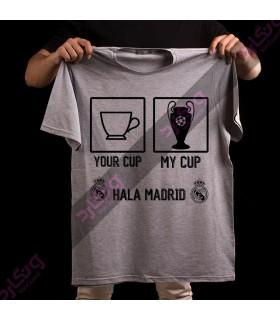 تیشرت رئال مادرید / TS458