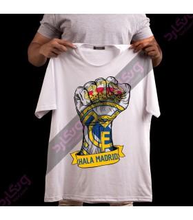 تیشرت رئال مادرید / TS459