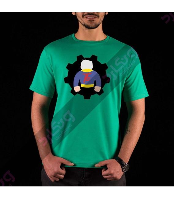 تی شرت بازی Fallout / کد TG170