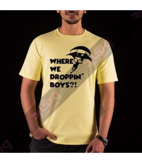 تی شرت بازی Fortnite / کد TG173