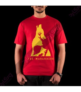 تی شرت هری پاتر / کد TT362