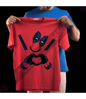 تی شرت Deadpool / کد TT364