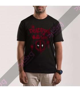 تی شرت Deadpool / کد TT363