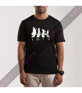 تی شرت ارباب حلقه ها / TT370