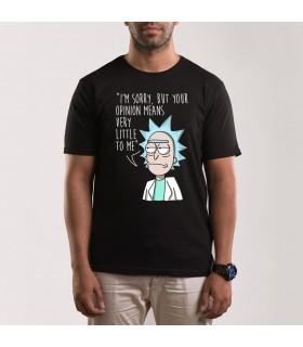 تی شرت ریک اند مورتی