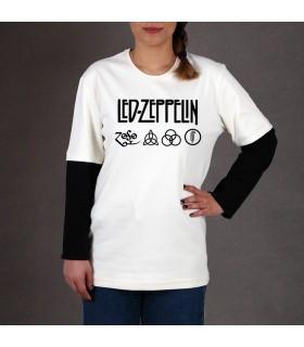 تیشرت آستین بلند Led Zeppelin