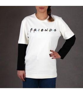 تیشرت آستین بلند Friends