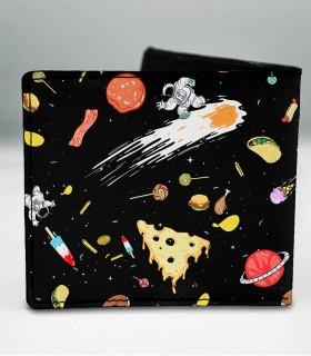 کیف پول غذا فضا