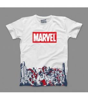 تیشرت TM122) Marvel)