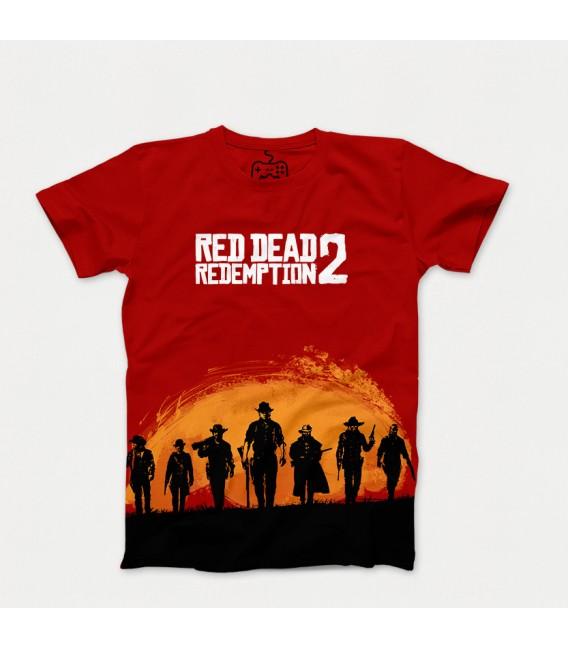 تیشرت Red Dead Redempton 2