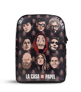 کوله پشتی LaCasa De Papel
