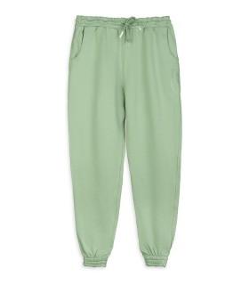شلوار گرمکن سبز
