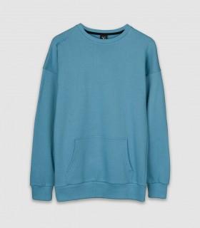سوییشرت آبی
